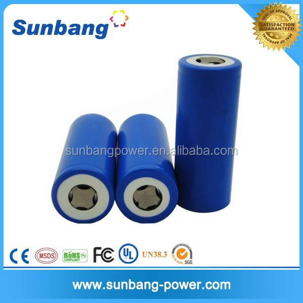 famous brand rechargeable 3.7v 2600mah li ion 18650 battery for camera pen