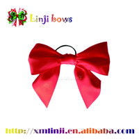 wholesale coloful ribbon bows for weeding,garment or hair accessories