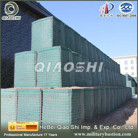 2016 steel wire weld panel hesco wall basket prices