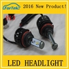 china wholesale auto spare parts 3000 lumen H4 led headlight for cars LED bulb 9005