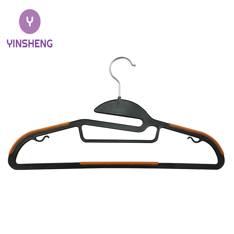 Multifunctional durable sturdy heavy-duty plastic hanger