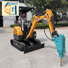 New Type Mini Excavator Hammer For Sale Hydraulic Concrete Breaker