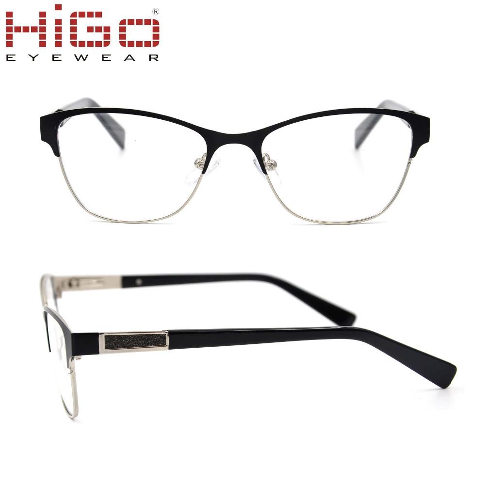 Higo Womens\' Glasses 5133 American Optical Frames Part China Metal ...