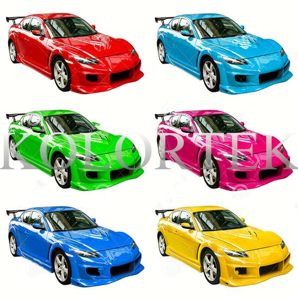 Popular car paint pigment automotive paint colors for Car paint company