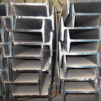 IPE IPN high quality Hot Rolled Steel I Beam from TIANJIN