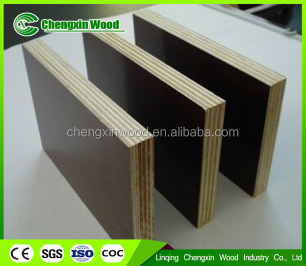 construction materials film faced plywood/formwork plywood