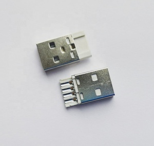 Factory direct selling female male usb 2.0 connector 0.035RMB/pcs