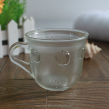 Handmade Thermal Glass Tea Cup Beer Coffee Cup/Coffee Mug Cup Drinking Glassware
