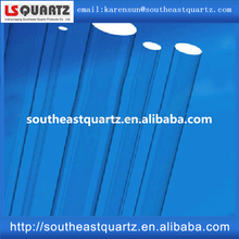 Various Kinds of Solid Glass Rods without Colour or quartz glass rod