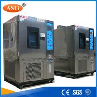 Environment Temperature And Humidity Test Machine