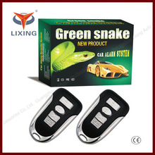 Lixing 2014 CAR/AUTO SECURITY ALARM+SIREN+SEARCHING 4-BUTTON BLACK 1-Way Remote Start System
