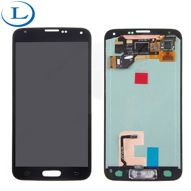 Original lcd and digitizer assembly for samsung galaxy s5 lcd screen ,for samsung galaxy s5 sm-g900h lcd screen