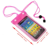 Wholesale Phone Waterproof Case, PVC Waterproof Pouch