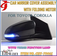 Body Kit FOR TOYOTA COROLLA ALTIS AUTOMATIC View Mirror FOLDING ASSY