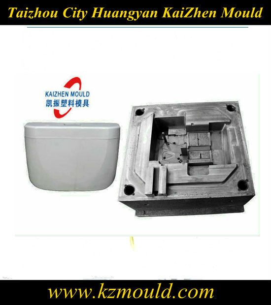 Customized plastic toilet water tank mold/mould/moulding provider in Taizhou