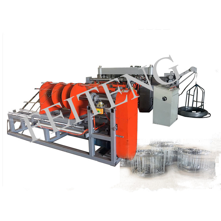 New Design Automatic Brick Force Wire Mesh Welding Machine