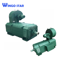 Steel Industry Electric DC Motor 400kw