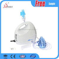 China wholesale newest brand free asthma nebulizer