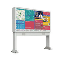"Outdoor 47""*4 digital signage with PC (I5 processor) and cooling system"