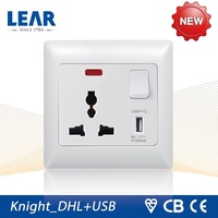 2015 newest 4 usb port wall charger