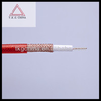 efficient flexible RG6 coaxial cable