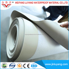 Pitched Roof PVC High Quality Waterproof Membrane