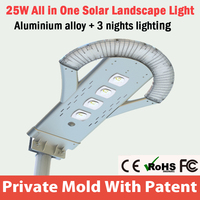 Brand new blue solar lights outdoor with great price