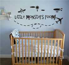 Word Quote and Saying Vinyl Wall Decals