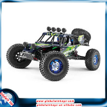 4WD high speed desert cross-country truck 2.4g remote-control SUV car 1:12 full scale rc racing go kart car rc atv for sale