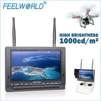 "Alipress used helicopters for sale wholesale 32CH large rc helicopter 7"" monitor with buit-in av receiver"