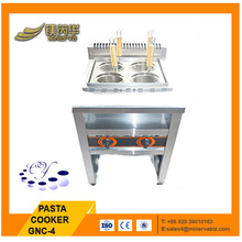 Professional kitchen equipment/restaurant/hotel/gas pasta cooker with CE approval