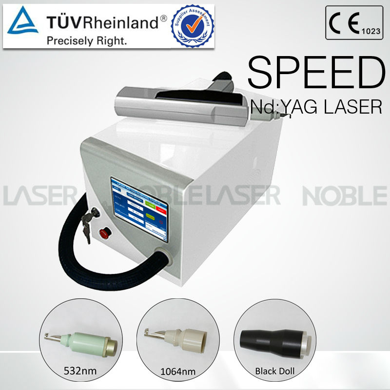 New technology nd yag laser hair removal salon equipment/rio laser1064nm wavelength hair removal medical laser equipmen for SPA