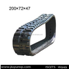 rubber track rubber crawler rubber belt(200X72XLINKS)