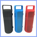Portable Cylinder Bluetooth Speaker with 1800mAh Battery Rechargeable Stereo Outdoor Speaker Wireless Loudspeaker