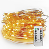 Battery Copper Wire Christmas Led Light