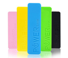2015 New High Quality Mobile Power Bank 2200mAh Powerbank Portable Charger External Battery Pack Mobile Phone Charger