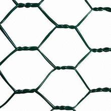 Galvanized hexagonal wire netting/lowes chicken wire mesh roll/plastic chicken wire mesh