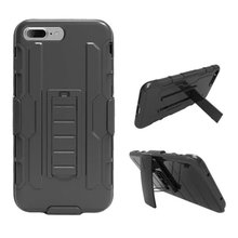 tpu pc combo life proof case for iphone7 plus