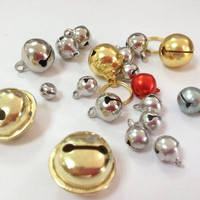 Fashionable metal jingle bells for home decration