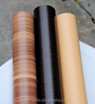 PVC Decoration Film (wood grain film)