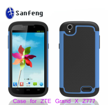 rugged cell phone case for zte grand x