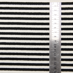 high quality 6A015 100%Cotton 40s dyed yarn 0.6cm+0.6cm stripe fabric for pajama sport shirt dress cloth
