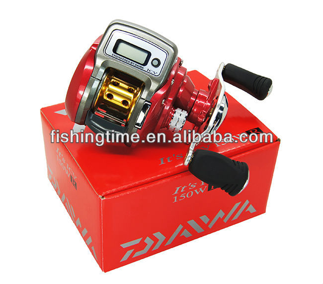 Daiwa Top quality right hand Fishing reel, icv 150WR