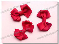 cheap red dog hair bows
