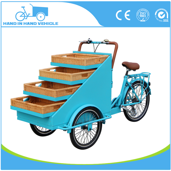 customized electric cargo trike for sale