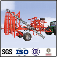 Combined Hydraulic Disc Harrow Soil Preparation fram land Machine