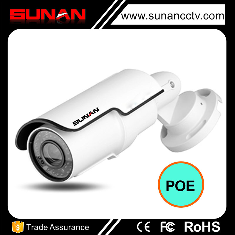 2MP 1080P ip camera poe function