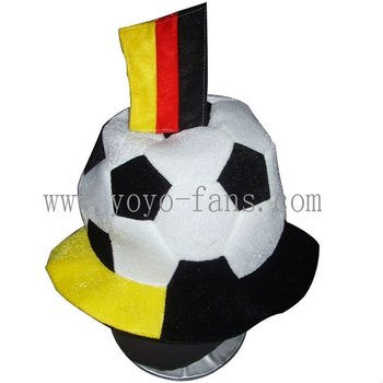 football fan hat WITH CE CERTIFICATE