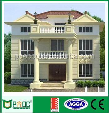 Good Quality Glass Doors And Aluminum Sliding Door for House Balcony Design