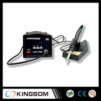 KS-205 ESD safe 150W Quick Heating Soldering Iron Station